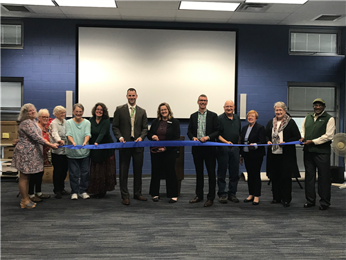 Williamston CADL Brand Reopening Ceremony