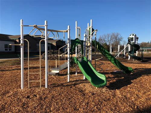 New Discovery Play Structure