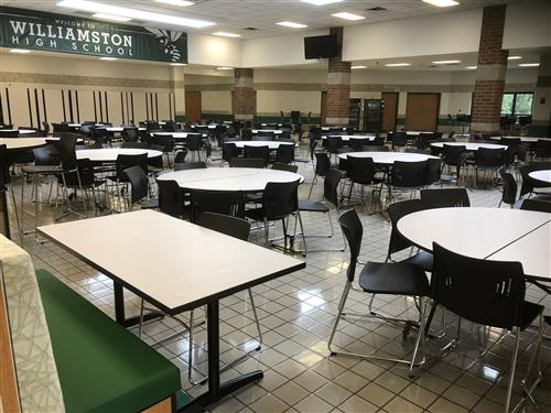 Williamston High School Commons