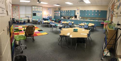 Flexible Seating Classrooms