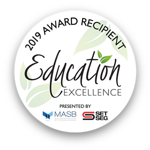 2019 Education Excellence Award
